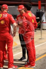World © Octane Photographic Ltd. Formula 1 – Spanish GP. Thursday Setup. Scuderia Ferrari SF90 – Charles Leclerc. Circuit de Barcelona Catalunya, Spain. Thursday 9th May 2019.