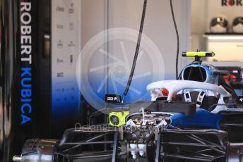World © Octane Photographic Ltd. Formula 1 – Spanish GP. Thursday Setup. ROKiT Williams Racing – Robert Kubica. Circuit de Barcelona Catalunya, Spain. Thursday 9th May 2019.