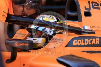 World © Octane Photographic Ltd. FIA Formula 2 (F2) – Spanish GP - Qualifying. Campos Racing - Dorian Boccolacci. Circuit de Barcelona-Catalunya, Spain. Friday 10th May 2019.