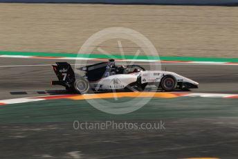 World © Octane Photographic Ltd. FIA Formula 3 (F3) – Spanish GP – Practice. Sauber Junior Team by Charouz - Lirim Zendeli. Circuit de Barcelona-Catalunya, Spain. Friday 10th May 2019.