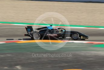 World © Octane Photographic Ltd. FIA Formula 3 (F3) – Spanish GP – Practice. HWA Racelab - Jake Hughes. Circuit de Barcelona-Catalunya, Spain. Friday 10th May 2019.