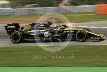 World © Octane Photographic Ltd. Formula 1 – Spanish GP. Practice 3. Renault Sport F1 Team RS19 – Nico Hulkenberg. Circuit de Barcelona Catalunya, Spain. Saturday 11th May 2019.