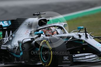 World © Octane Photographic Ltd. Formula 1 – Spanish GP. Practice 3. Mercedes AMG Petronas Motorsport AMG F1 W10 EQ Power+ - Lewis Hamilton. Circuit de Barcelona Catalunya, Spain. Saturday 11th May 2019.