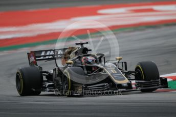 World © Octane Photographic Ltd. Formula 1 – Spanish GP. Practice 3. Rich Energy Haas F1 Team VF19 – Romain Grosjean. Circuit de Barcelona Catalunya, Spain. Saturday 11th May 2019.