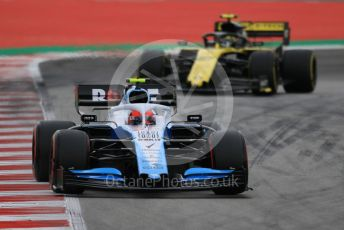 World © Octane Photographic Ltd. Formula 1 – Spanish GP. Practice 3. ROKiT Williams Racing – Robert Kubica. Circuit de Barcelona Catalunya, Spain. Saturday 11th May 2019.