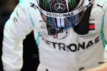 World © Octane Photographic Ltd. Formula 1 – Spanish GP. Practice 3. Mercedes AMG Petronas Motorsport AMG F1 W10 EQ Power+ - Valtteri Bottas. Circuit de Barcelona Catalunya, Spain. Saturday 11th May 2019.