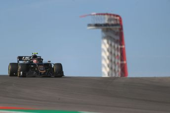 World © Octane Photographic Ltd. Formula 1 – United States GP - Practice 1. Haas F1 Team VF19 – Kevin Magnussen. Circuit of the Americas (COTA), Austin, Texas, USA. Friday 1st November 2019.