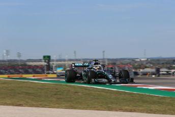 World © Octane Photographic Ltd. Formula 1 – United States GP - Practice 1. Mercedes AMG Petronas Motorsport AMG F1 W10 EQ Power+ - Lewis Hamilton. Circuit of the Americas (COTA), Austin, Texas, USA. Friday 1st November 2019.
