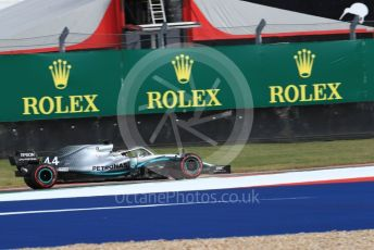 World © Octane Photographic Ltd. Formula 1 – United States GP - Practice 2. Mercedes AMG Petronas Motorsport AMG F1 W10 EQ Power+ - Lewis Hamilton. Circuit of the Americas (COTA), Austin, Texas, USA. Friday 1st November 2019.