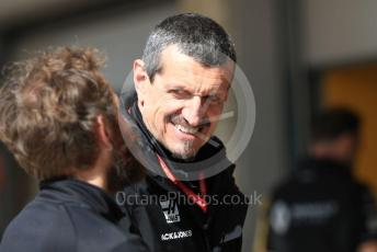World © Octane Photographic Ltd. Formula 1 - United States GP - Practice 3. Guenther Steiner - Team Principal of Haas F1 Team. Circuit of the Americas (COTA), Austin, Texas, USA. Saturday 2nd November 2019.