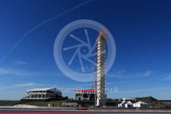 World © Octane Photographic Ltd. Formula 1 – United States GP - Quailfying. Scuderia Ferrari SF90 – Charles Leclerc. Circuit of the Americas (COTA), Austin, Texas, USA. Saturday 2nd November 2019.