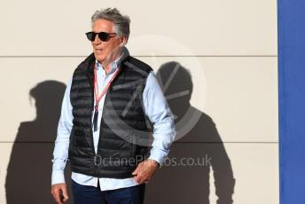 World © Octane Photographic Ltd. Formula 1 – United States GP - Qualifying. Mario Andretti. Circuit of the Americas (COTA), Austin, Texas, USA. Saturday 2nd November 2019.