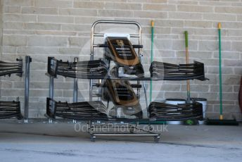 World © Octane Photographic Ltd. Formula 1 – United States GP - Pit Lane. Haas F1 Team VF19. Circuit of the Americas (COTA), Austin, Texas, USA. Thursday 31st October 2019.