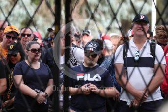World © Octane Photographic Ltd. Formula 1 – F1 Australian Grand Prix breakdown. Fans denied entry. Melbourne, Australia. Friday 13th March 2020.