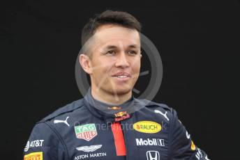 World © Octane Photographic Ltd. Formula 1 – F1 Australian Grand Prix - FIA photocall. Aston Martin Red Bull Racing RB16 – Alexander Albon. Melbourne, Australia. Thursday 12th March 2020.