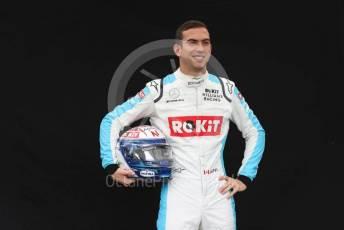 World © Octane Photographic Ltd. Formula 1 – F1 Australian Grand Prix - FIA photocall. ROKiT Williams Racing FW43 – Nicholas Latifi. Melbourne, Australia. Thursday 12th March 2020.