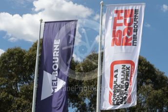 World © Octane Photographic Ltd. Formula 1 – F1 Australian Grand Prix . Melbourne 25th race . Melbourne, Australia. Wednesday 11th March 2020.