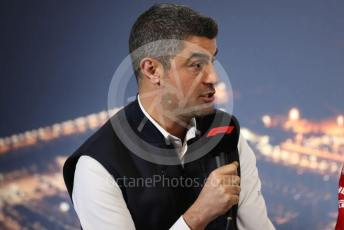World © Octane Photographic Ltd. Formula 1 – F1 Pre-season Test 1 - Day 3 Press Conference. Michael Masi – FIA Race Director and Safety Delegate. Circuit de Barcelona-Catalunya, Spain. Friday 21st February 2020.
