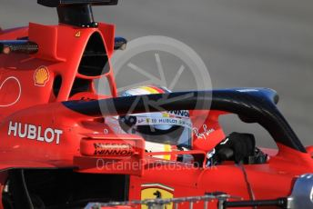 World © Octane Photographic Ltd. Formula 1 – F1 Pre-season Test 1 - Day 3. Scuderia Ferrari SF1000 – Sebastian Vettel. Circuit de Barcelona-Catalunya, Spain. Friday 21st February 2020.