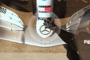 World © Octane Photographic Ltd. Formula 1 – F1 Pre-season Test 1 - Day 3. Mercedes AMG Petronas F1 W11 EQ Performance - Valtteri Bottas. Circuit de Barcelona-Catalunya, Spain. Friday 21st February 2020.