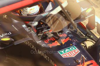 World © Octane Photographic Ltd. Formula 1 – F1 Pre-season Test 1 - Day 3. Aston Martin Red Bull Racing RB16 – Max Verstappen. Circuit de Barcelona-Catalunya, Spain. Friday 21st February 2020.