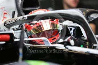 World © Octane Photographic Ltd. Formula 1 – F1 Pre-season Test 1 - Day 3. Haas F1 Team VF20 – Kevin Magnussen. Circuit de Barcelona-Catalunya, Spain. Friday 21st February 2020.