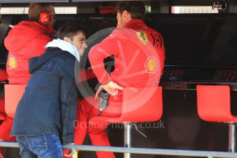 World © Octane Photographic Ltd. Formula 1 – F1 Pre-season Test 1 - Day 3. Scuderia Ferrari SF1000 – Charles Leclerc. Circuit de Barcelona-Catalunya, Spain. Friday 21st February 2020.