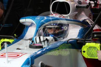 World © Octane Photographic Ltd. Formula 1 – F1 Pre-season Test 1 - Day 3. ROKiT Williams Racing FW43 – Nicholas Latifi. Circuit de Barcelona-Catalunya, Spain. Friday 21st February 2020.