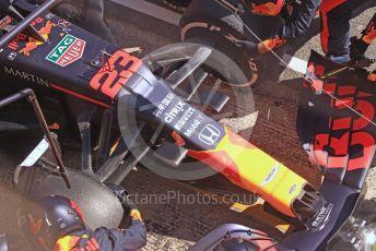 World © Octane Photographic Ltd. Formula 1 – F1 Pre-season Test 2 - Day 1. Aston Martin Red Bull Racing RB16 – Alexander Albon. Circuit de Barcelona-Catalunya, Spain. Wednesday 26th February 2020.