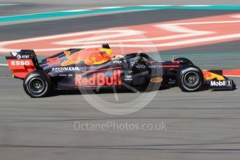World © Octane Photographic Ltd. Formula 1 – F1 Pre-season Test 2 - Day 1. Aston Martin Red Bull Racing RB16 – Max Verstappen. Circuit de Barcelona-Catalunya, Spain. Wednesday 26th February 2020.
