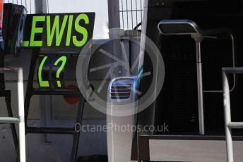 World © Octane Photographic Ltd. Formula 1 – F1 Pre-season Test 2 - Day 2. Mercedes AMG Petronas F1 W11 EQ Performance - Lewis Hamilton. Circuit de Barcelona-Catalunya, Spain. Thursday 27th February 2020.