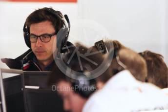 World © Octane Photographic Ltd. Formula 1 – F1 Pre-season Test 2 - Day 2. Toto Wolff - Executive Director & Head of Mercedes - Benz Motorsport. Circuit de Barcelona-Catalunya, Spain. Thursday 27th February 2020.