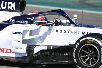 World © Octane Photographic Ltd. Formula 1 – F1 Pre-season Test 2 - Day 2. Scuderia AlphaTauri Honda AT01 – Pierre Gasly. Circuit de Barcelona-Catalunya, Spain. Thursday 27th February 2020.
