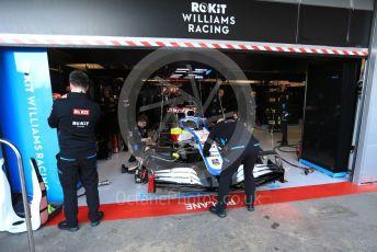 World © Octane Photographic Ltd. Formula 1 – F1 Pre-season Test 2 - Day 3. ROKiT Williams Racing FW 43 – George Russell. Circuit de Barcelona-Catalunya, Spain. Friday 28th February 2020.