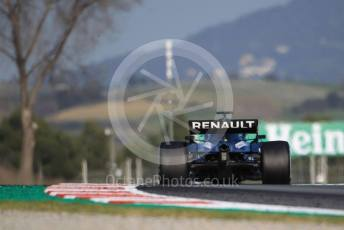 World © Octane Photographic Ltd. Formula 1 – F1 Pre-season Test 1 - Day 1. Renault Sport F1 Team RS20 – Daniel Ricciardo. Circuit de Barcelona-Catalunya, Spain. Wednesday 19th February 2020.