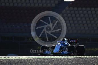 World © Octane Photographic Ltd. Formula 1 – F1 Pre-season Test 1 - Day 1. ROKiT Williams Racing FW43 – Nicholas Latifi. Circuit de Barcelona-Catalunya, Spain. Wednesday 19th February 2020.