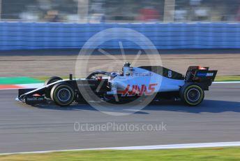 World © Octane Photographic Ltd. Formula 1 – F1 Pre-season Test 1 - Day 2. Haas F1 Team VF20 – Romain Grosjean. Circuit de Barcelona-Catalunya, Spain. Thursday 20th February 2020.