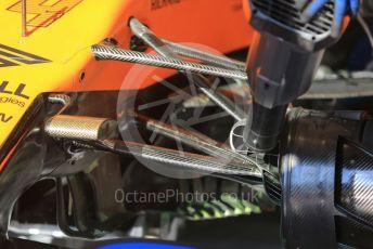 World © Octane Photographic Ltd. Formula 1 – F1 Pre-season Test 1 - Day 2. McLaren MCL35 – Lando Norris. Circuit de Barcelona-Catalunya, Spain. Thursday 20th February 2020.