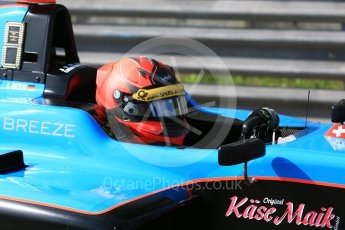 World © Octane Photographic Ltd. GP3 – Hungarian GP – Practice. Jenzer Motorsport – Jannes Fittje. Hungaroring, Budapest, Hungary. Friday 27th July 2018.