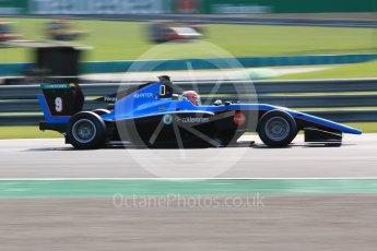 World © Octane Photographic Ltd. GP3 – Hungarian GP – Practice. Jenzer Motorsport - Tatiana Calderon. Hungaroring, Budapest, Hungary. Friday 27th July 2018.