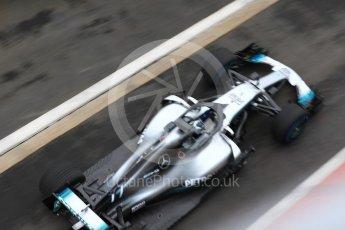 World © Octane Photographic Ltd. Formula 1 –. Mercedes AMG Petronas Motorsport AMG F1 W09 EQ Power+ launch – Silverstone, UK. Thursday 22nd February 2018. Digital Ref : 2020LB1D7876