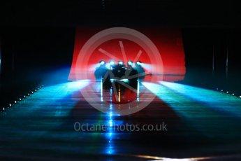 World © Octane Photographic Ltd. Formula 1 –. Mercedes AMG Petronas Motorsport AMG F1 W09 EQ Power+ launch – Silverstone, UK. Thursday 22nd February 2018. Digital Ref :2020LB1D8021
