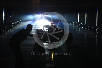 World © Octane Photographic Ltd. Formula 1 –. Mercedes AMG Petronas Motorsport AMG F1 W09 EQ Power+ launch – Silverstone, UK. Thursday 22nd February 2018. Digital Ref :2020LB1D8036