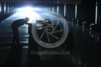 World © Octane Photographic Ltd. Formula 1 –. Mercedes AMG Petronas Motorsport AMG F1 W09 EQ Power+ launch – Silverstone, UK. Thursday 22nd February 2018. Digital Ref :2020LB1D8040