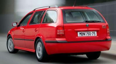 Škoda Octavia 1 Combi Facelift