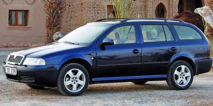 Octavia 1 Facelift 4x4