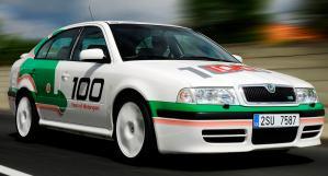 Octavia 1 RS WRC 100