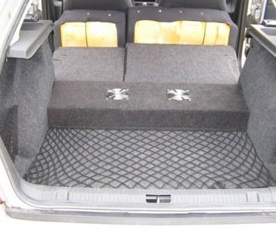 Tlumení kufru vibraflexem Škoda Octavia 55