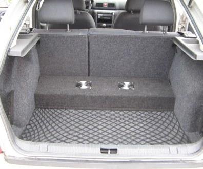 Tlumení kufru vibraflexem Škoda Octavia 56