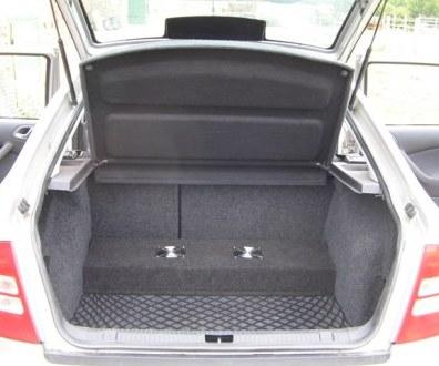 Tlumení kufru vibraflexem Škoda Octavia 57